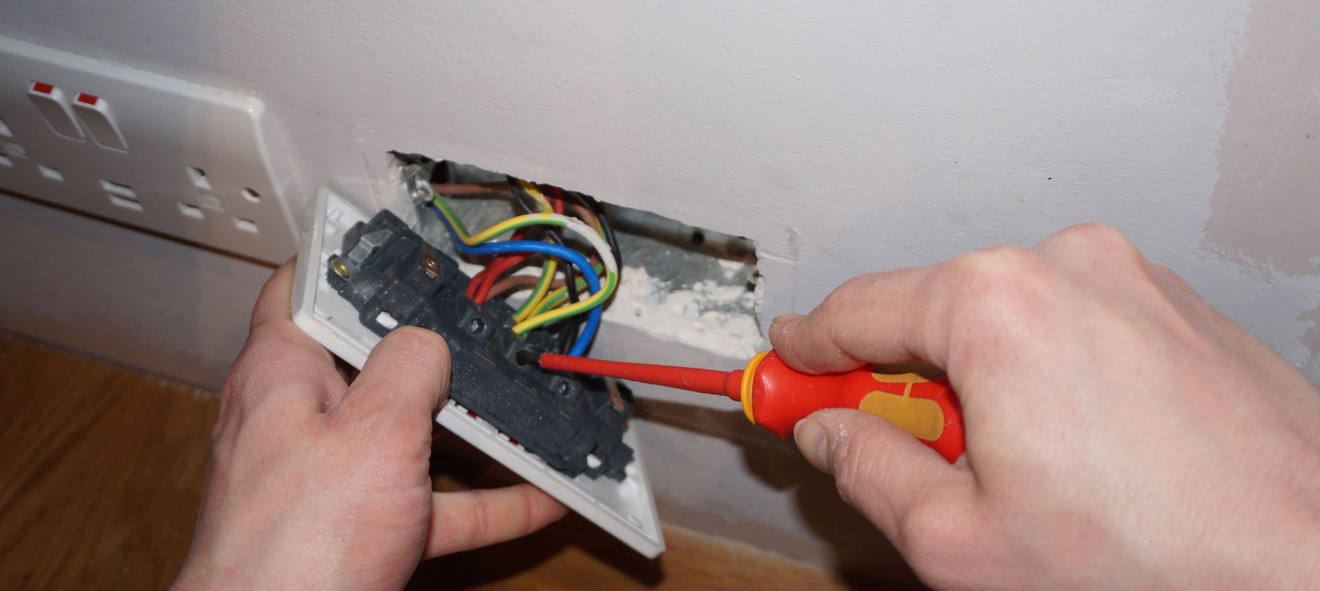 Billericay sparks domestic electrical services